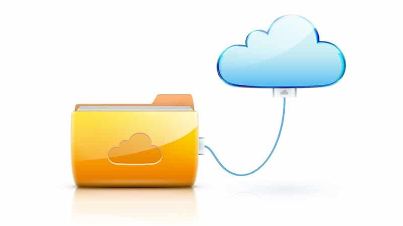 Backup del cloud