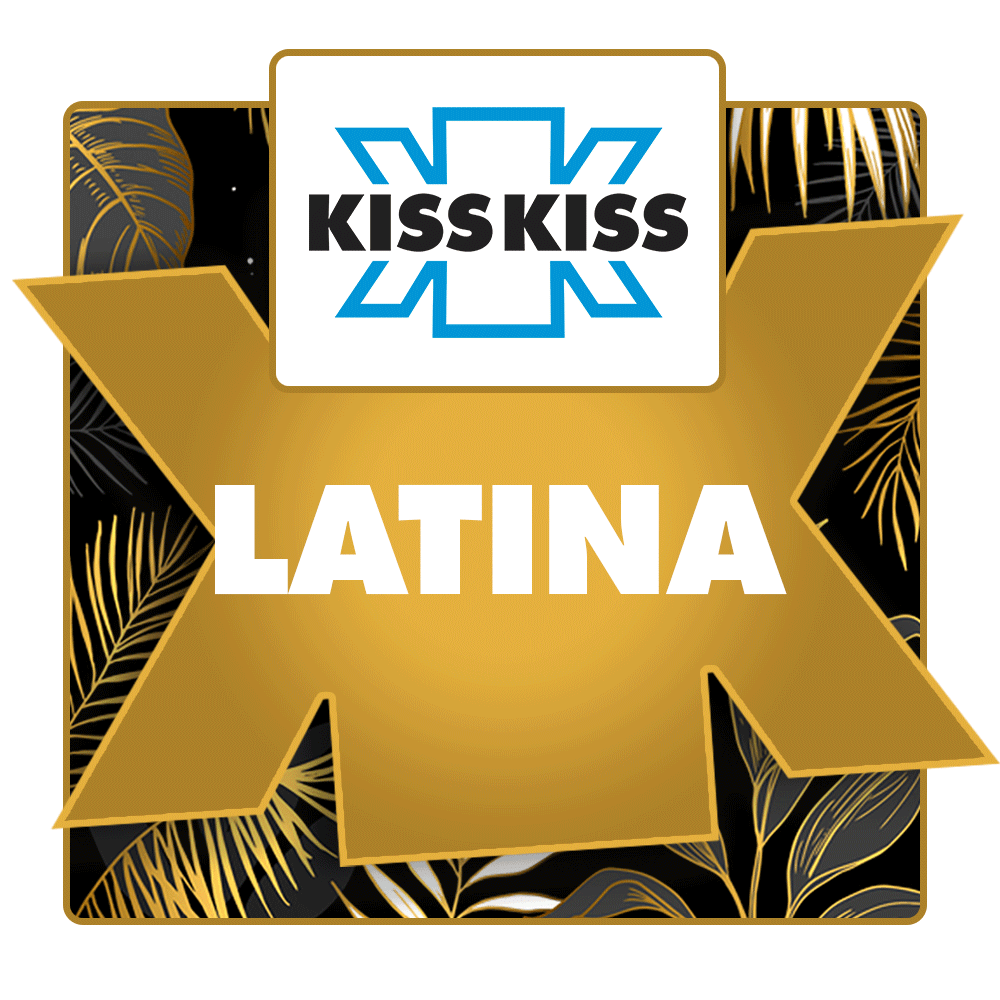 Kiss Kiss Latina in Digital Radio