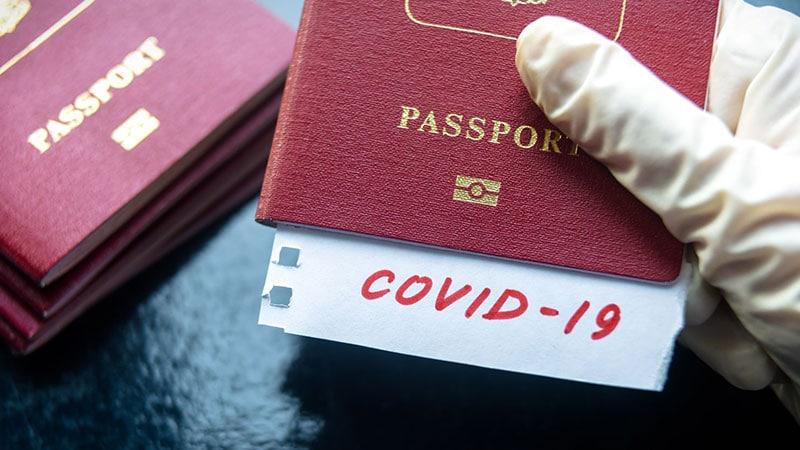 Passaporto vaccinale Covid-19