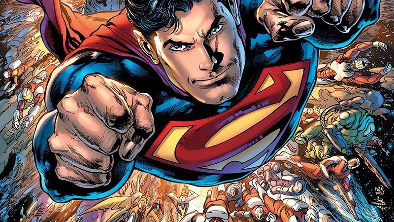 Fumetto di Superman