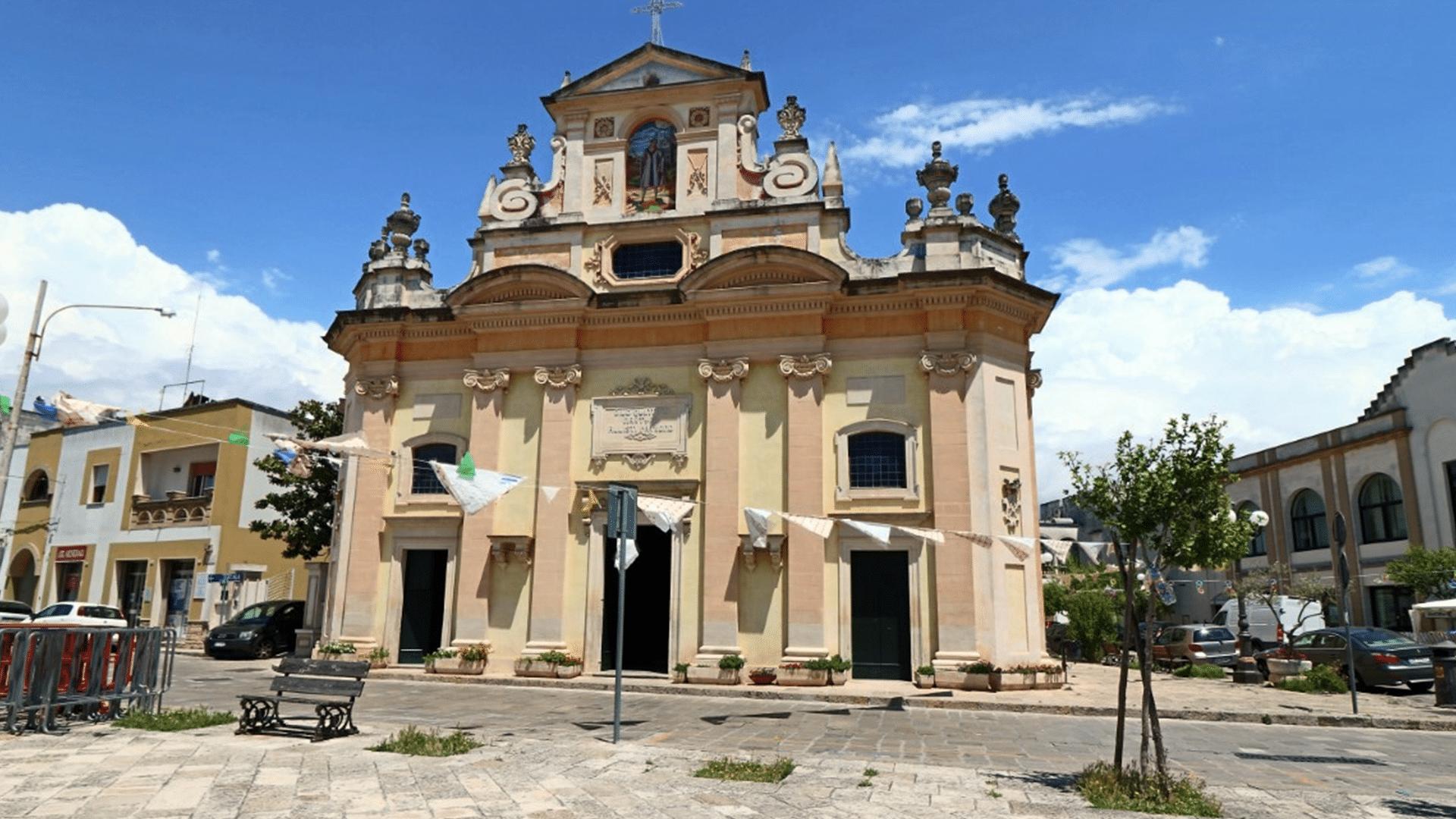 Borgo di Alliste