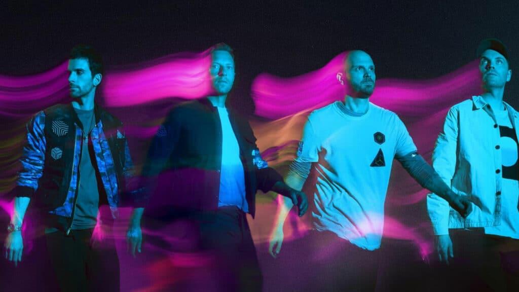 Coldplay Tik Tok