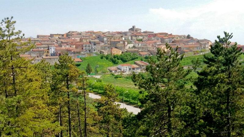 Borgo di Greci (AV)