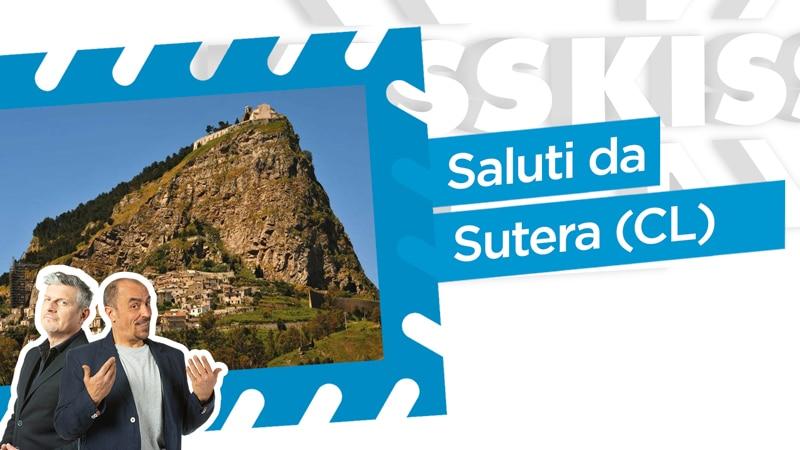 Cartolina da Sutera