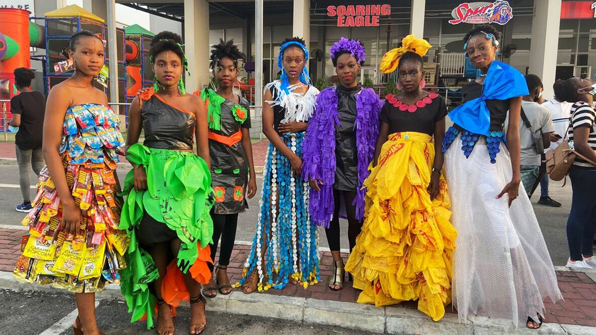 Trashion Show Lagos