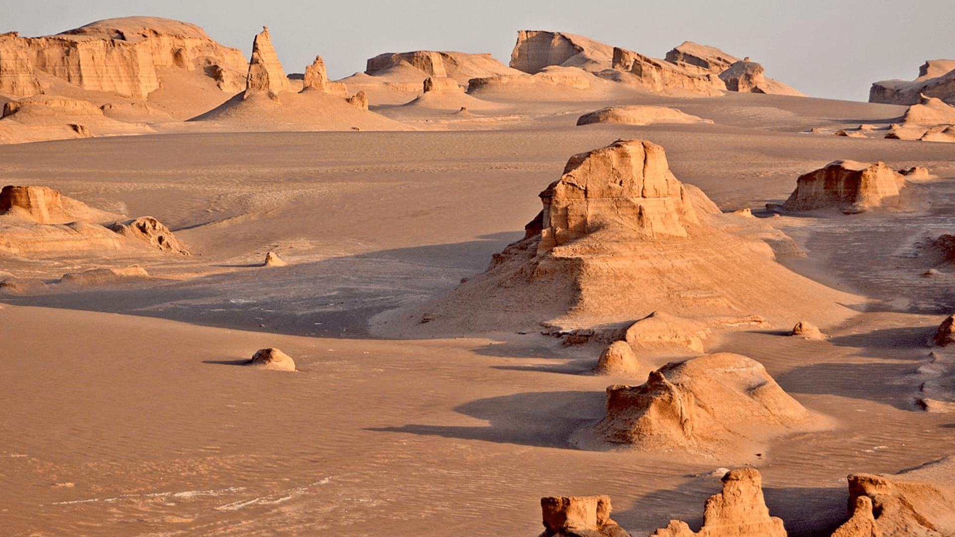 Deserto di Dasht-e Lut