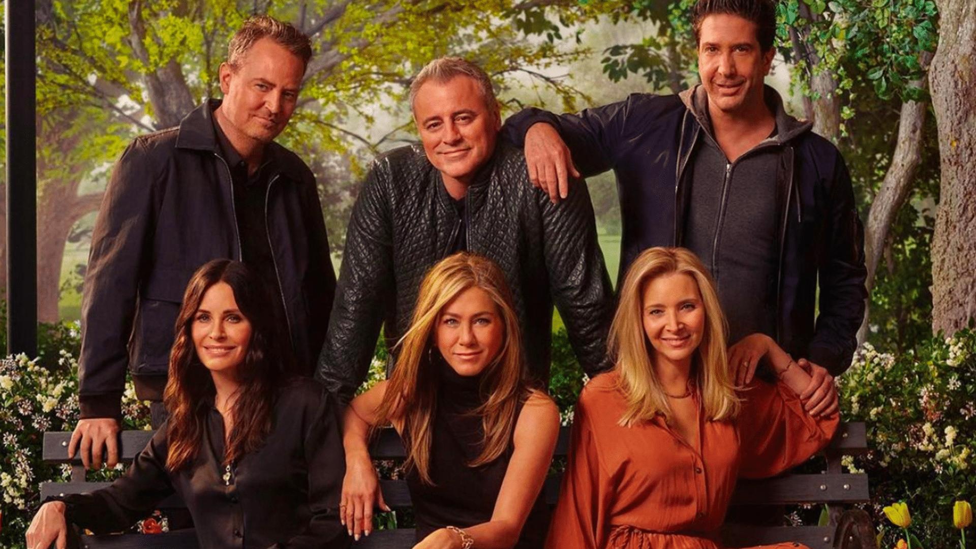 """Friends"" - The Reunion,"