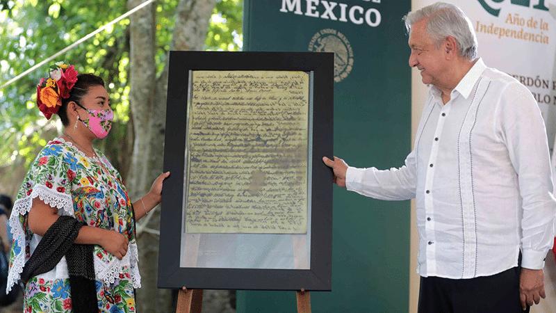 Foto di Andrés Manuel López Obrador