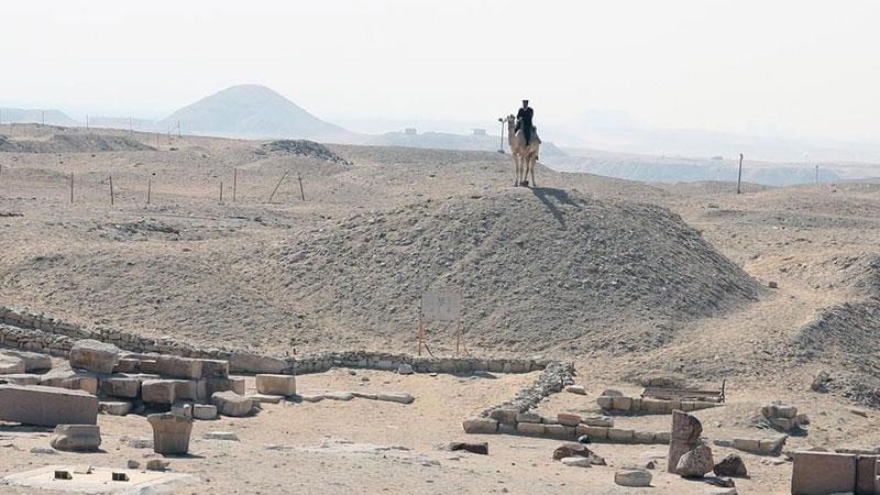 Tombe ritrovate in Egitto