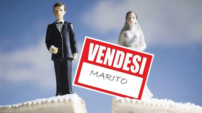 Marito in vendita