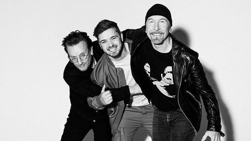 Martin Garrix e U2