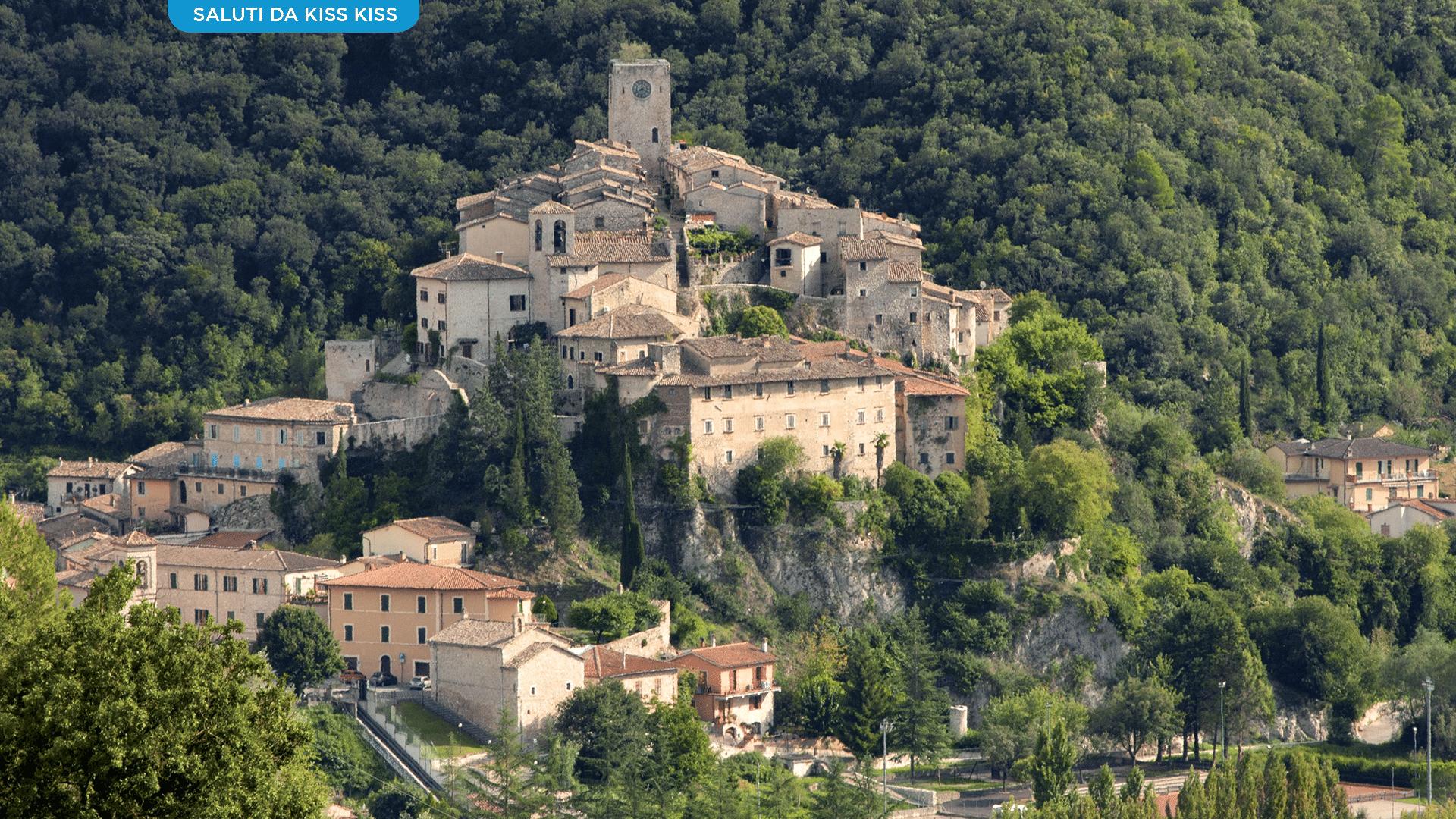 Borgo di Arrone