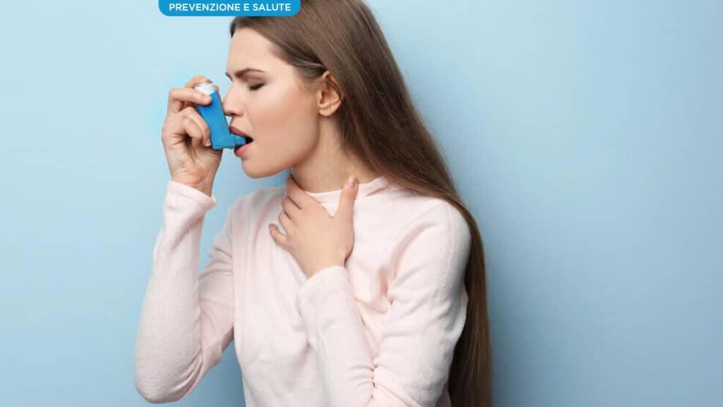 Asma grave Presa