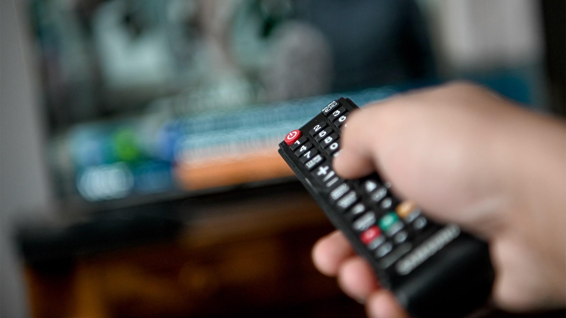 foto telecomando tv