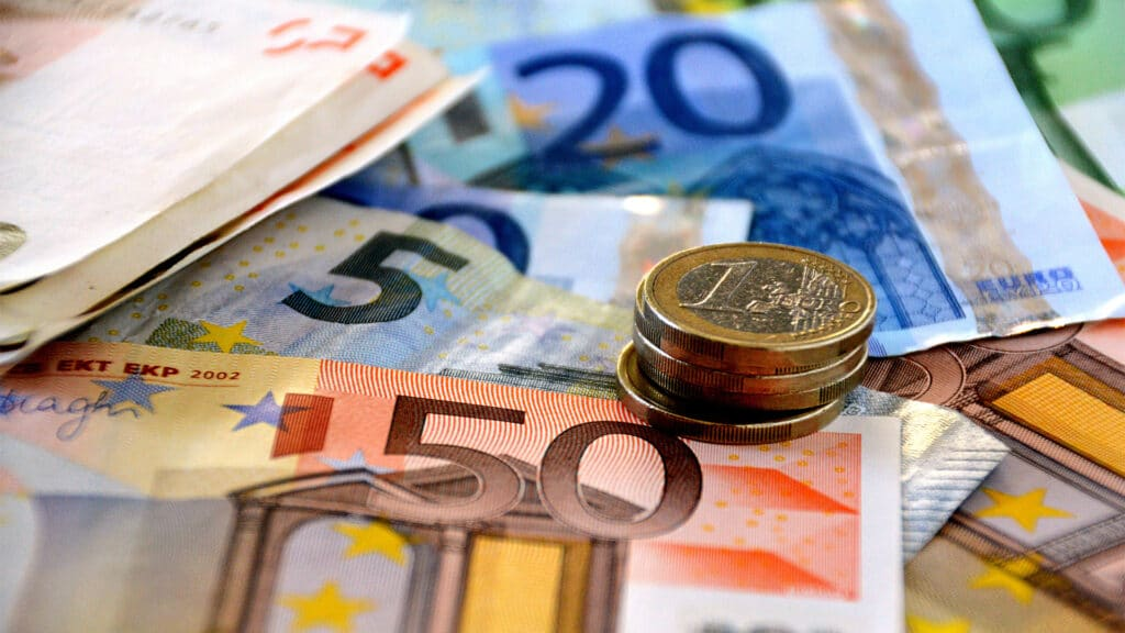 foto soldi banconote euro