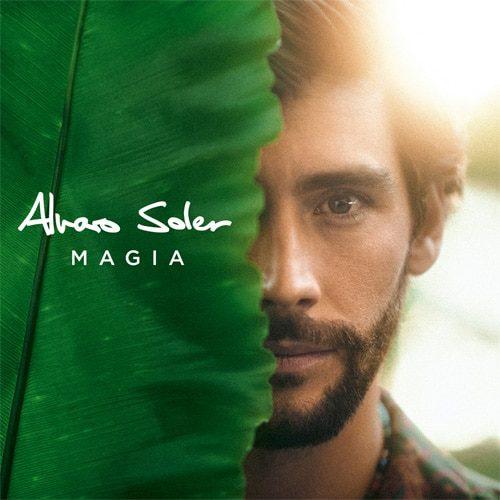 Álvaro Soler - Magia - cover