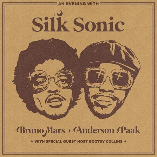 Bruno Mars & Anderson. PaaK, Silk Sonic - Leave the door open - cover