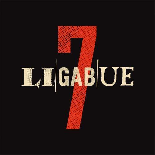 Ligabue- Essere umano - cover