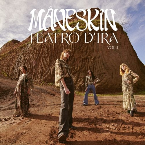 Måneskin - I WANNA BE YOUR SLAVE - cover