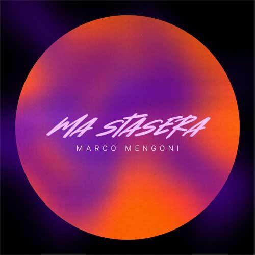 Marco Mengoni - Ma stasera - cover