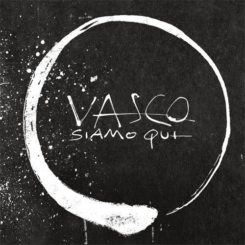 cover Vasco Rossi - Siamo qui